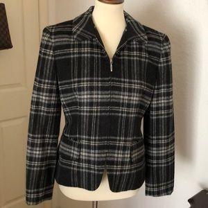 Jones New York classic wool jacket